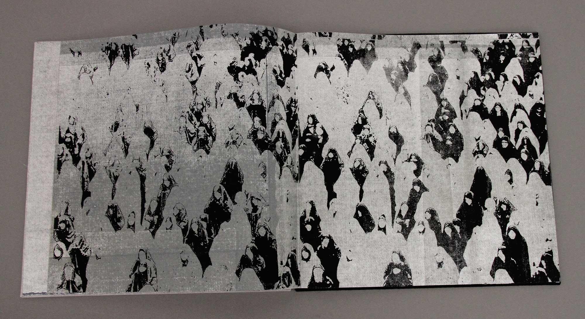 Artist Book - Haghani
