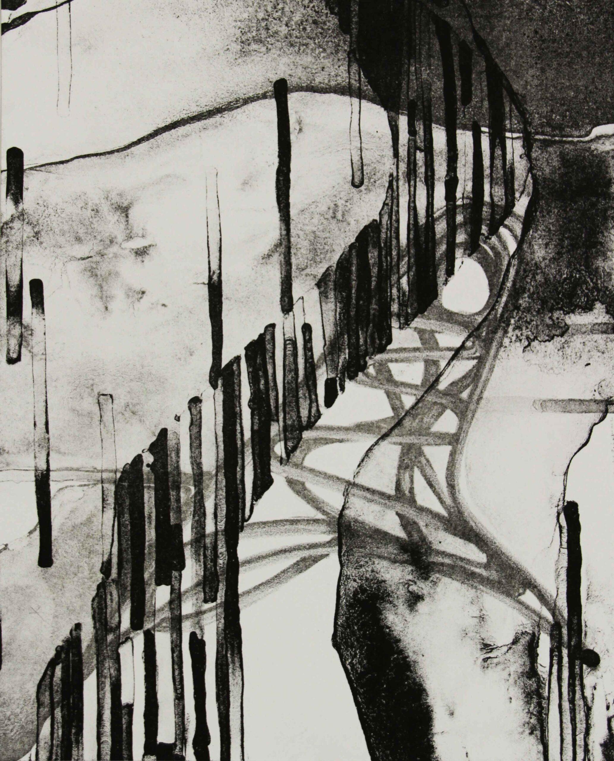 Lithography and Moku-haghani