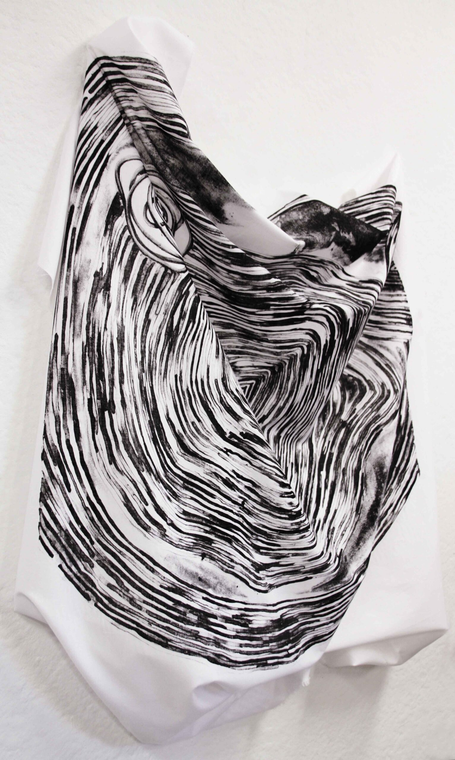Textile Lithography - Haghani
